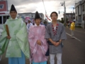 新川皇大神社 神輿渡御