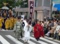 北海道神宮 鳳輦渡御