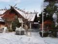 平成25年11月12日の西野神社境内