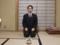 大阪府内某お宮でお茶の御接待を受けてきました