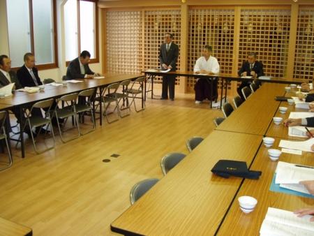 平成25年11月 総代会