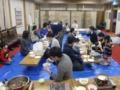 平成25年 文月会 餅つき(江別神社)