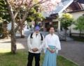 埼玉県在住の友達が一年ぶりに当社に来てくれました!