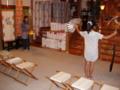 平成26年8月 稚児舞練習