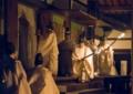 新嘗祭に臨まれる天皇陛下