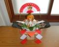 平成26年12月 西野神社の鏡餅