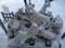 平成27年正月 西野神社創祀百二十年記念碑