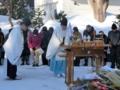 平成27年 西野神社 古神札焼納祭