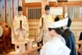 西野神社 神前結婚式