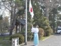 平成27年4月 西野神社定例総会・春季例祭の朝