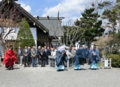 平成27年 春季例祭・創祀百三十年記念事業奉告祭