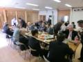 平成27年 春季例祭・創祀百三十年記念事業奉告祭(直会)