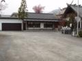 平成27年4月 第一駐車場