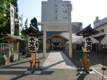 東京 水天宮(仮宮)