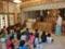 小学生達が西野神社を訪れました