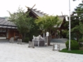 平成27年7月 創祀130周年記念事業(第一駐車場整備)