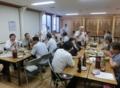 平成27年 秋まつりに向けての合同会議(懇親会)