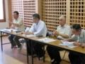 平成27年 秋まつりに向けての合同会議