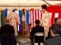 平成19年 西野神社神輿殿地鎮祭
