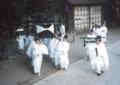 白張(石清水八幡宮)