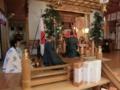 西野神社創祀130年臨時大祭(総代幣帛伝供)