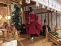 西野神社創祀130年臨時大祭(これより祝詞奏上)