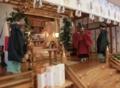 西野神社創祀130年臨時大祭(これより斎主以下祭員玉串拝礼)