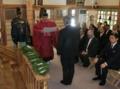 西野神社創祀130年臨時大祭(感謝状贈呈)