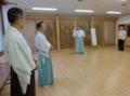 平成27年9月 禊祓行事(説明・練習)