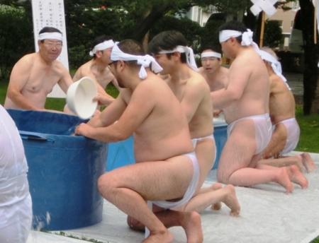 平成27年9月 西野神社禊祓行事