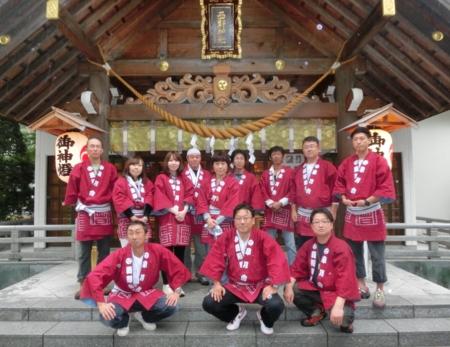 平成27年 西野神社秋まつり