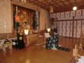 西野神社神職による御祈祷