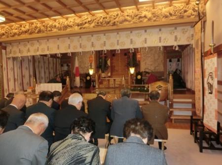 平成27年11月 西野神社新嘗祭