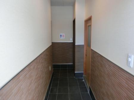 授与所トイレ