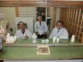 平成28年 西野神社 元日午前2時過ぎの授与所