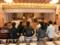 平成28年 西野神社 社殿での新年の御祈祷