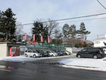 西野神社第3駐車場