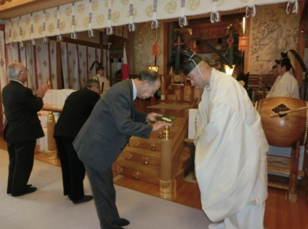 平成28年 西野神社 紀元祭