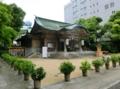 平成28年5月 坐摩神社 参拝