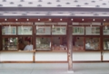 西野神社 授与所窓口