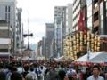 平成28年 祇園祭の宵々山
