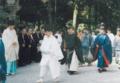 平成15年 勅祭 春日祭奉仕