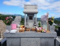 西野神社奥津城夏季霊祭