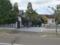 西野神社 第1駐車場出入口