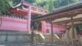 春日大社摂社・若宮神社の大前で斎行された結婚式