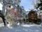 平成28年11月上旬の西野神社の風景