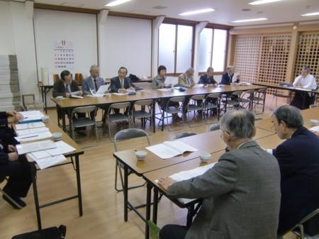 平成28年11月 西野神社総代会