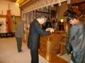 平成28年 西野神社新嘗祭