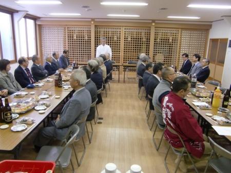 平成28年 西野神社 新嘗祭直会