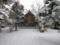 平成28年12月6日 西野神社 雪景色